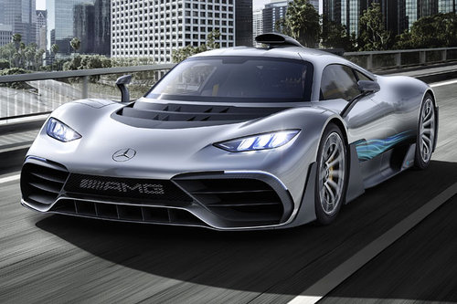 IAA 2017: Mercedes-AMG Project One Mercedes-AMG Project One 2017
