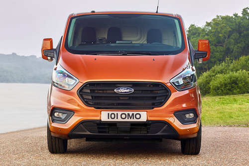 Iaa 2017 Neuer Ford Transit Custom