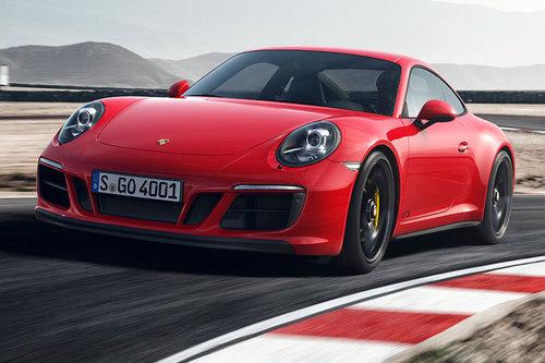 Mehr Power für den Porsche 911 GTS Porsche 911 GTS 2017
