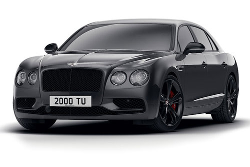 Neu: Bentley Flying Spur V8 S Black Edition Bentley Flying Spur Black Edition 2017