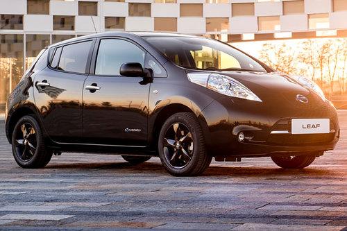 Neu: Nissan Leaf Black Edition Nissan Leaf Black Edition 2017