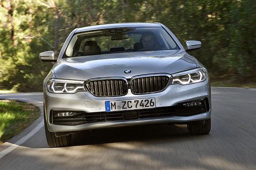 Vienna Autoshow: BMW & Mini-Premieren BMW 5er 2017