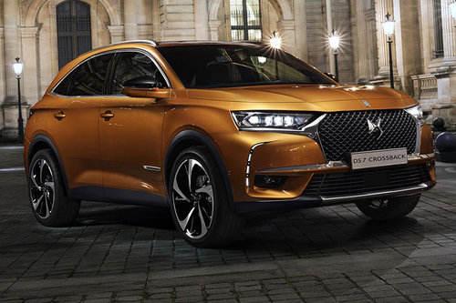 Vienna Autoshow: DS 7 Crossback DS 7 Crossback 2017