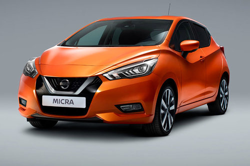 Vienna Autoshow: Nissan Micra Nissan Micra 2017