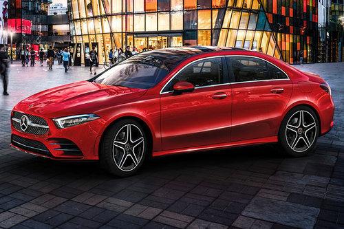 Auto China Mercedes A Klasse Limousine News Autowelt Motorline Cc