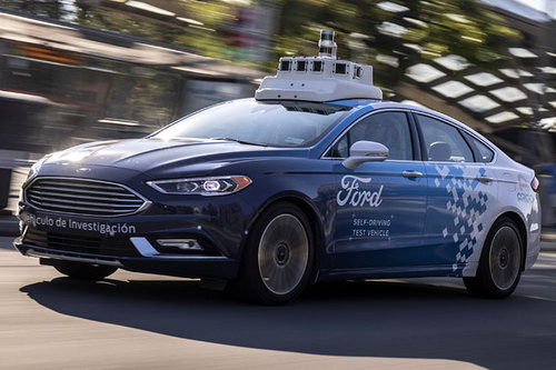 Ford testet autonome Autos in Washington