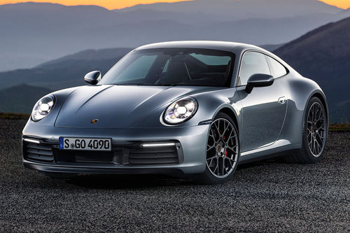los angeles auto show neuer porsche 911 news autowelt. Black Bedroom Furniture Sets. Home Design Ideas