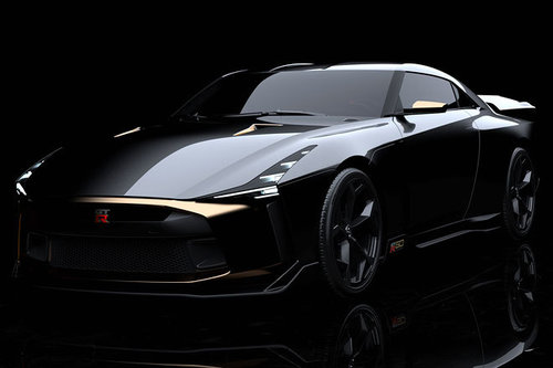 Prototyp: Nissan GT-R50 by Italdesign Nissan GT-R50 by Italdesign 2018