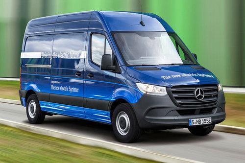 Mb Sprinter 2018 >> Weltpremiere: neuer Mercedes Sprinter - News - Autowelt - motorline.cc