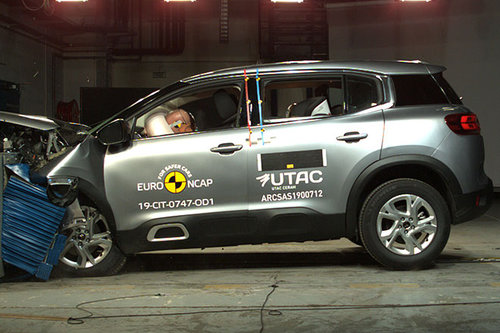 Euro NCAP: aktuelle Crashtests