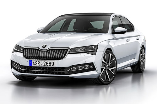 IAA 2019: Skoda Superb iV