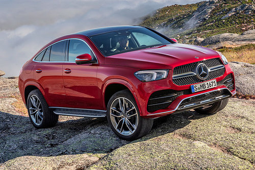IAA 2019: neues Mercedes GLE Coupé