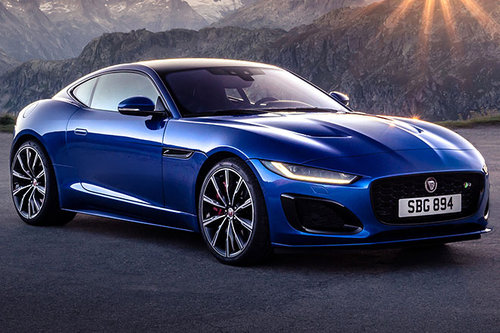 Jaguar F-Type: Facelift für 2020