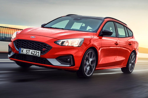 Power-Kombi: Ford Focus ST Traveller Ford Focus ST Traveller 2019