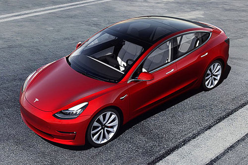 Tesla Model 3 - ab sofort bestellbar Tesla Model 3 2019