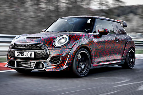 Topmodell: Mini John Cooper Works GP