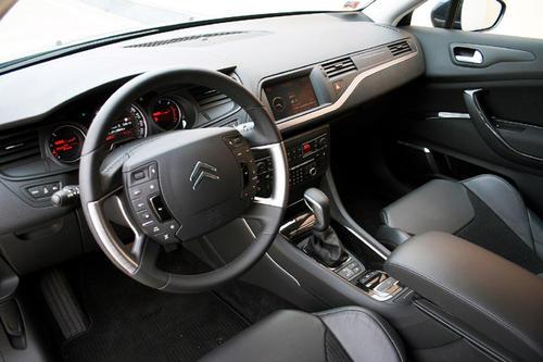 Citroen C5 Tourer V6 2.7 HDi Exclusive – im Test - Autotests ...