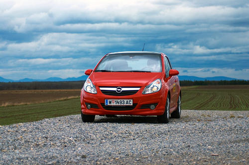 opel corsa gsi im test autotests autowelt. Black Bedroom Furniture Sets. Home Design Ideas