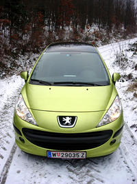Peugeot 207 Sw 16 Hdi 110 Fap Trendy Im Test Autotests