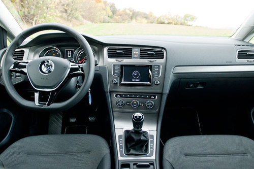 vw golf 1 6 tdi im test autotests autowelt. Black Bedroom Furniture Sets. Home Design Ideas