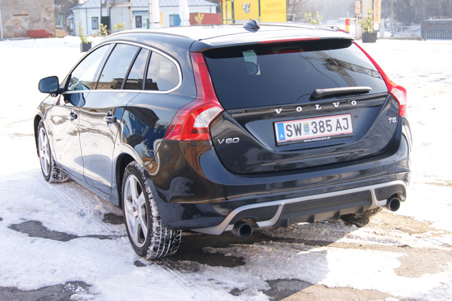 Volvo V60 T5 R-Design � im Test