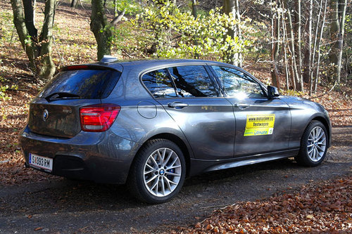 Bmw 118d Xdrive 5 Türer Im Test Autotests Autowelt Motorlinecc