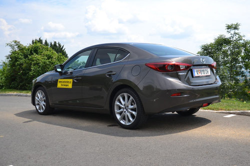 mazda3 limousine cd150 revolution im test autotests autowelt. Black Bedroom Furniture Sets. Home Design Ideas