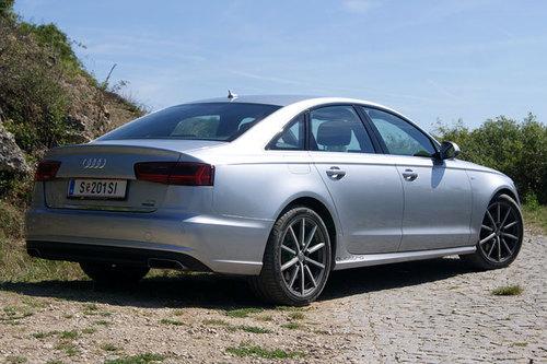 Audi A6 3 0 Tdi Quattro Im Test Autotests Autowelt Motorline Cc