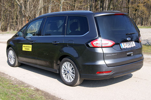 ford galaxy 2 0 tdci awd titanium im test autotests autowelt. Black Bedroom Furniture Sets. Home Design Ideas
