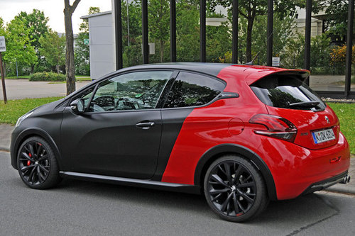 Peugeot 208 Gti By Peugeot Sport Coches