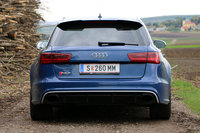 Audi RS 6 Avant performance 2017