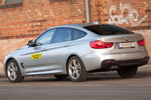 bmw 320d xdrive gran turismo im test autotests. Black Bedroom Furniture Sets. Home Design Ideas