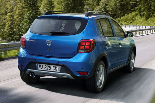 dacia sandero stepway tce90 easy r im test autotests. Black Bedroom Furniture Sets. Home Design Ideas