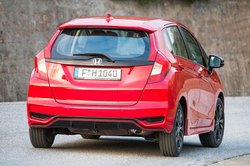 honda jazz 1 5 i vtec dynamic im test autotests autowelt. Black Bedroom Furniture Sets. Home Design Ideas