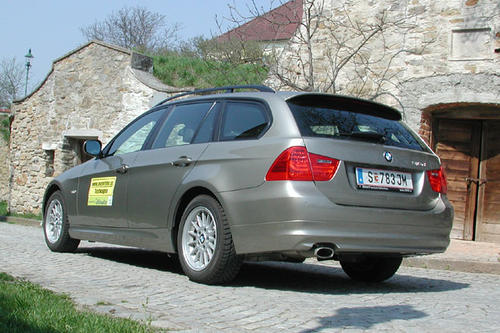 bmw 318d touring im test autotests autowelt. Black Bedroom Furniture Sets. Home Design Ideas