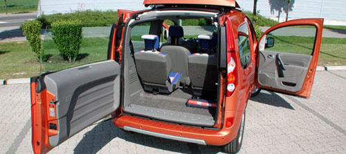 renault kangoo be bop dci 105 dpf im test autotests autowelt. Black Bedroom Furniture Sets. Home Design Ideas