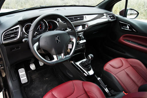 citroen ds3 thp 150 sport chic im test autotests autowelt. Black Bedroom Furniture Sets. Home Design Ideas