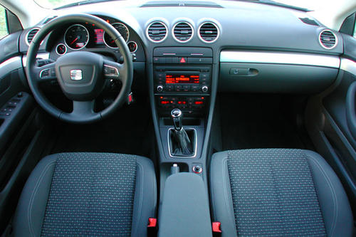 seat exeo 2 0 tdi style im test autotests autowelt. Black Bedroom Furniture Sets. Home Design Ideas