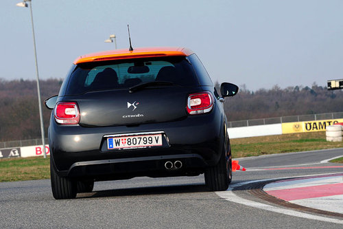 citroen ds3 racing im test autotests autowelt. Black Bedroom Furniture Sets. Home Design Ideas