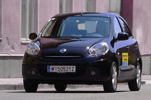 Nissan Micra 1.2 CVT Acenta - im Test | 07.07.2011