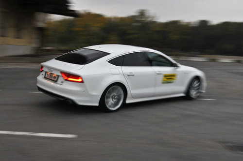audi a7 3 0 tdi quattro im test autotests autowelt. Black Bedroom Furniture Sets. Home Design Ideas