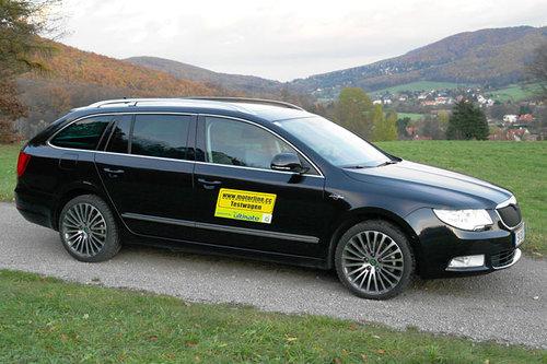 Superb Facelift 2015 | Autos Weblog