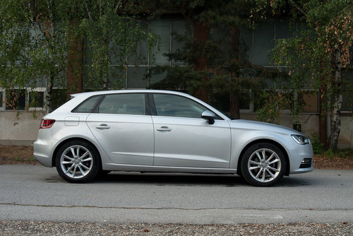 audi a3 sportback 2 0 tdi im test autotests autowelt. Black Bedroom Furniture Sets. Home Design Ideas