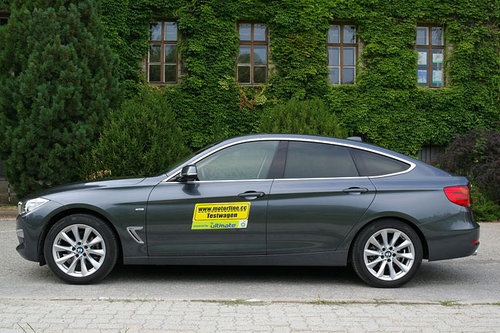 bmw 318d gt im test autotests autowelt. Black Bedroom Furniture Sets. Home Design Ideas