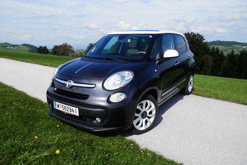 fiat 500l 1 3 multijet im test autotests autowelt. Black Bedroom Furniture Sets. Home Design Ideas