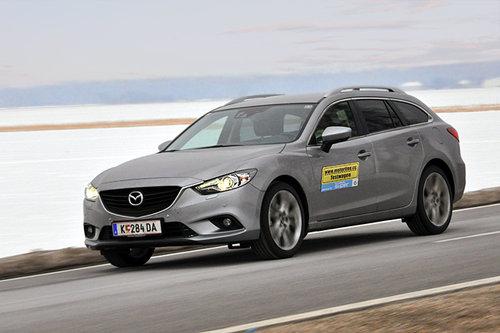 mazda6 sport combi 2.0i revolution – im test - autotests - autowelt