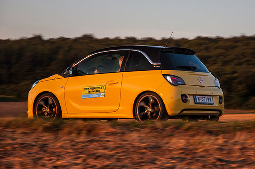 opel adam 1 4 twinport im test autotests autowelt. Black Bedroom Furniture Sets. Home Design Ideas