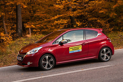 peugeot 208 gti im test autotests autowelt. Black Bedroom Furniture Sets. Home Design Ideas