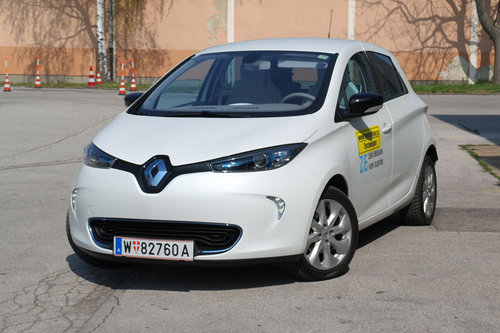renault zoe im test autotests autowelt. Black Bedroom Furniture Sets. Home Design Ideas