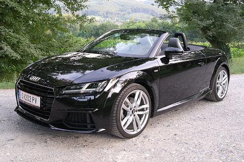 Audi Tt Roadster 2 0 Tfsi Quattro Im Test Autotests
